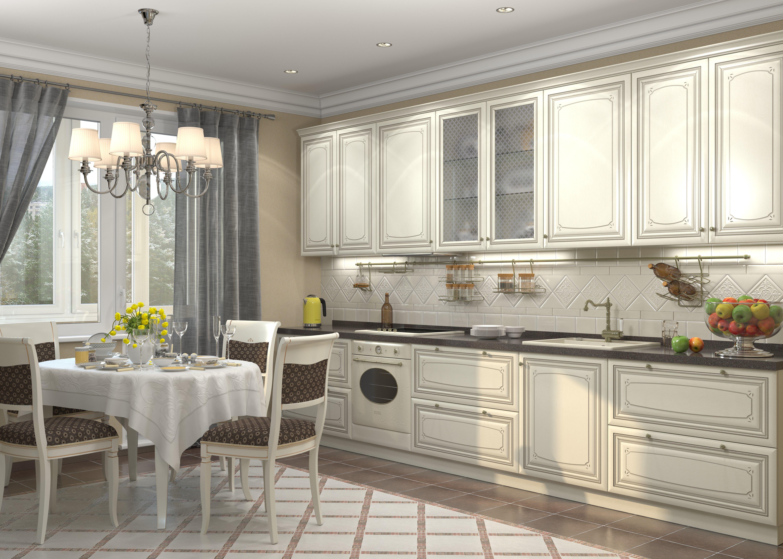 Кухня Interium Классика.17