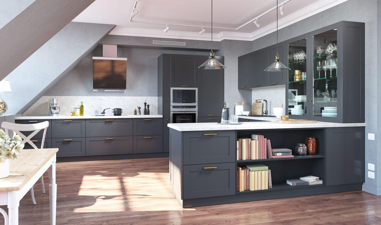 Кухня Interium Модерн.44
