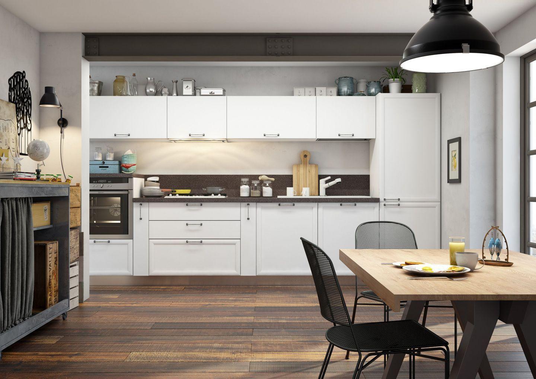 Кухня Interium Модерн.10