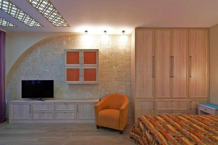 спальня рамочный фасад из МДФ фото